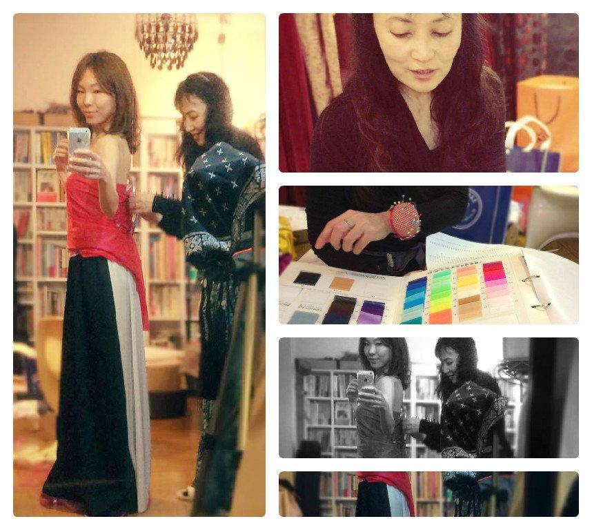 衣装製作プロジェクト Part2